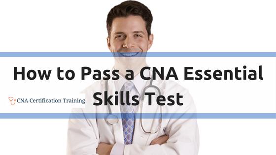 cna skills: smiling male doctor