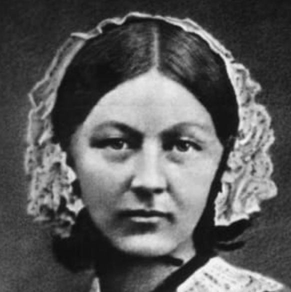 famous nurses-Florence Nightingale