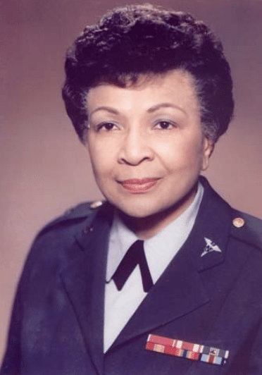famous nurses-Hazel Winifred Johnson-Brown