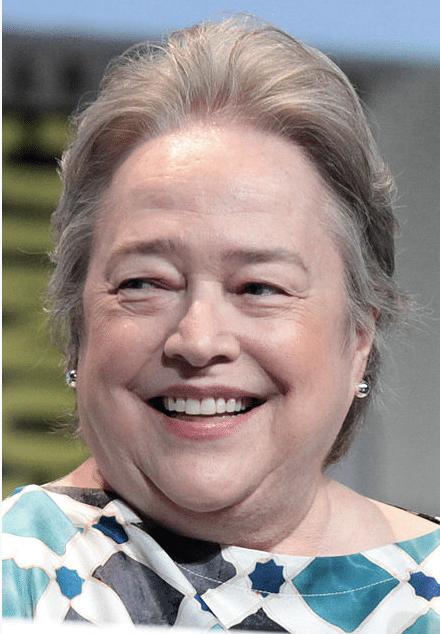 famous nurses-Kathy Bates a.k.a nurse Annie Wilkes