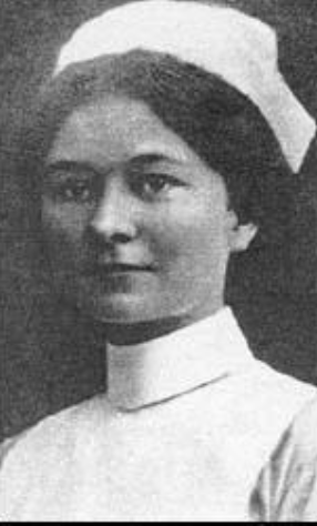 famous nurses-Helen Fairchild