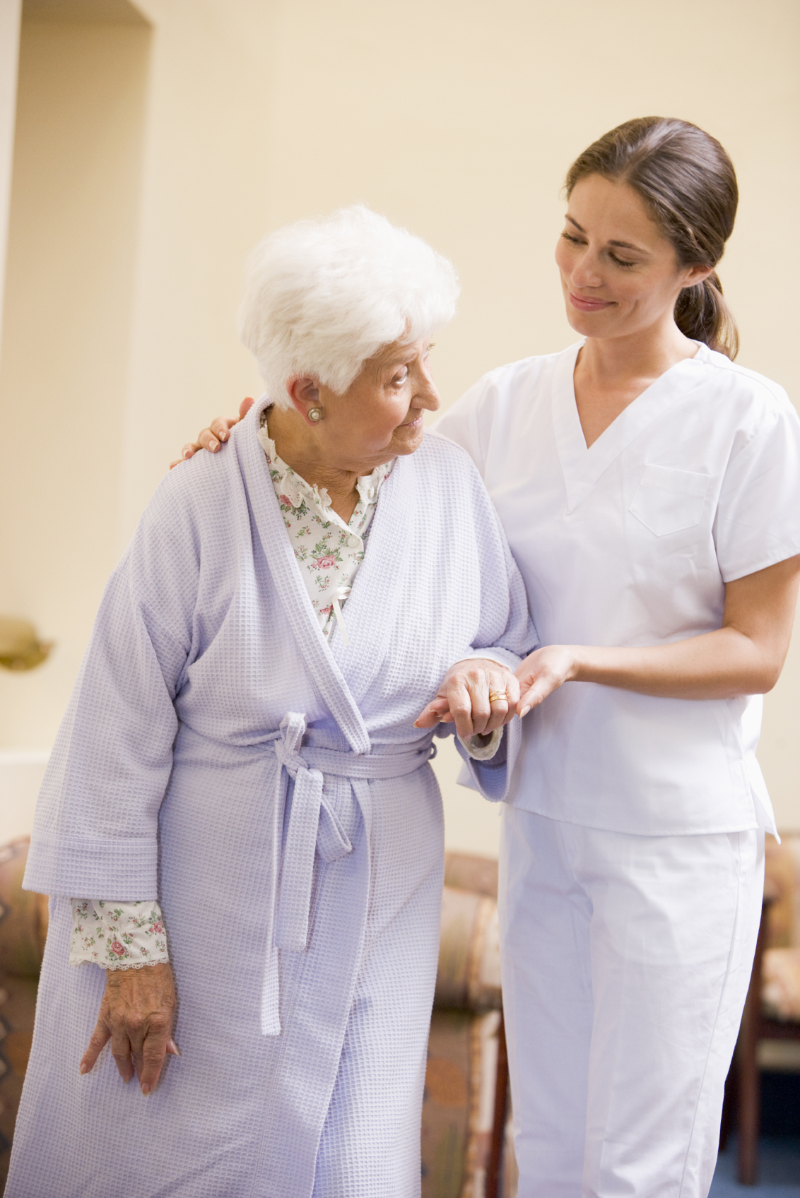 CNA-walking-with-patient