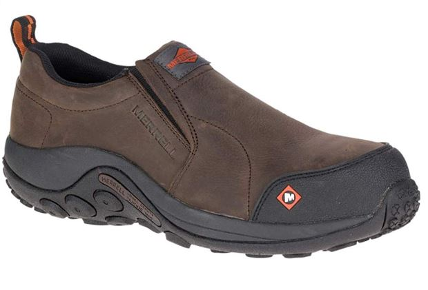 Merrell Jungle Moc Comp Toe Work Shoe